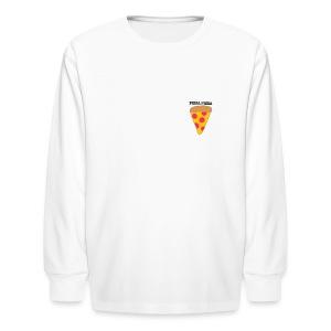 pizza for iKMCCN - Kids' Long Sleeve T-Shirt