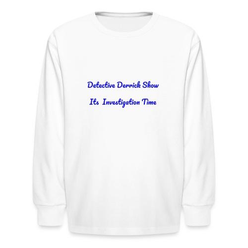 DDS - Kids' Long Sleeve T-Shirt