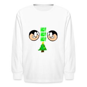 Jake Holiday Sweater - Kids' Long Sleeve T-Shirt