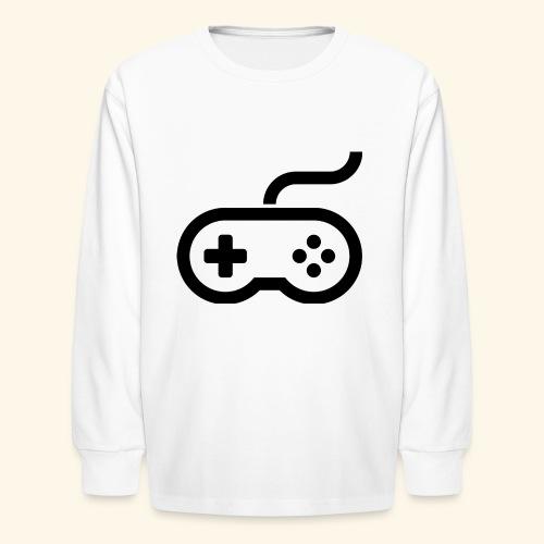 Video Game Controller - Kids' Long Sleeve T-Shirt