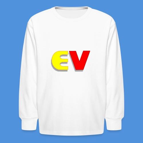 Entoro Vace Logo - Kids' Long Sleeve T-Shirt