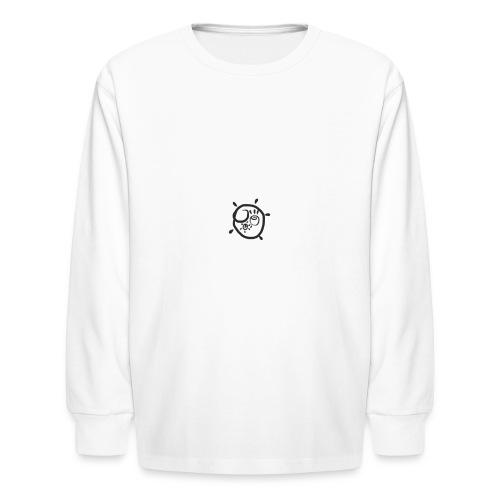 Super moon - Kids' Long Sleeve T-Shirt
