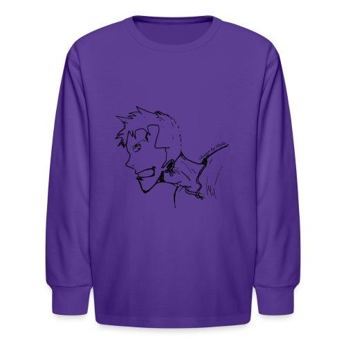 Design by Daka - Kids' Long Sleeve T-Shirt