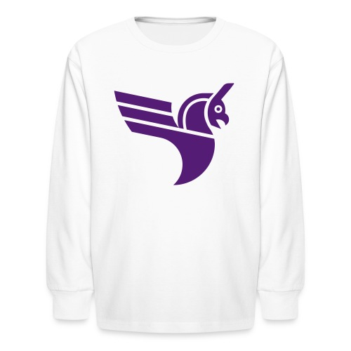 Homa - Kids' Long Sleeve T-Shirt