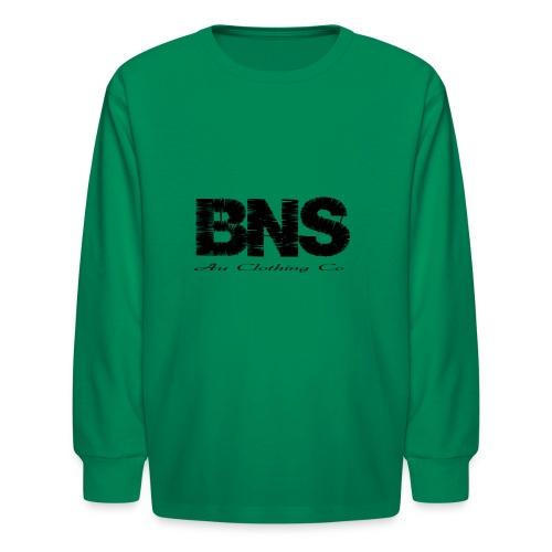 BNS Au Clothing Co - Kids' Long Sleeve T-Shirt