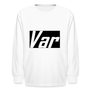 Var Long Sleeve - Kids' Long Sleeve T-Shirt