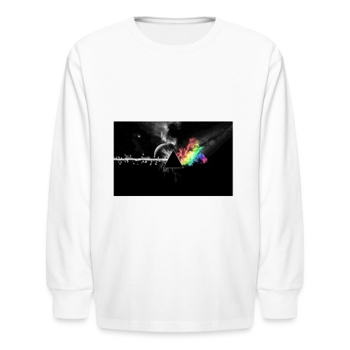 Savage-vlogs and more - Kids' Long Sleeve T-Shirt
