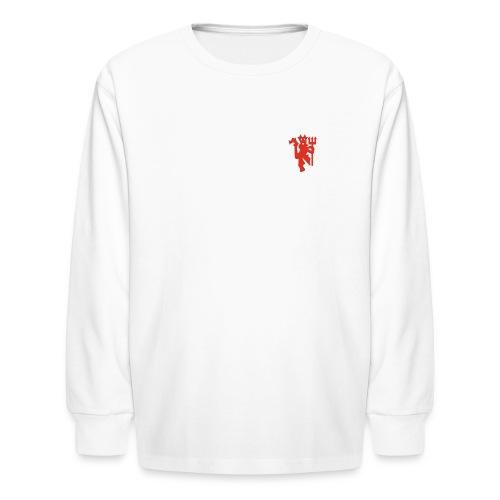 Red Devils - Kids' Long Sleeve T-Shirt
