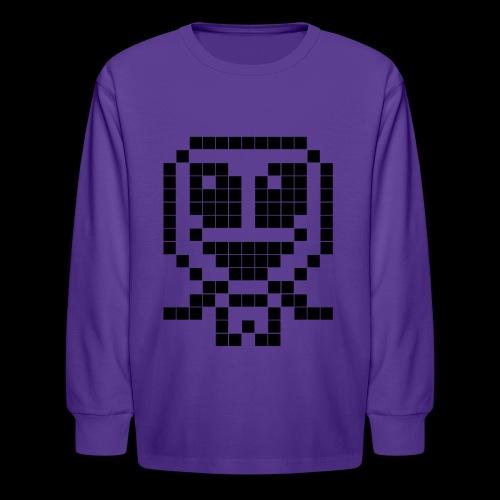 alienshirt - Kids' Long Sleeve T-Shirt
