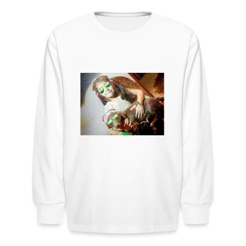 marilyn's merch - Kids' Long Sleeve T-Shirt