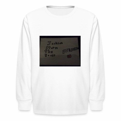stormers merch - Kids' Long Sleeve T-Shirt
