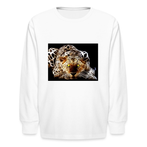 close for people and kids - Kids' Long Sleeve T-Shirt