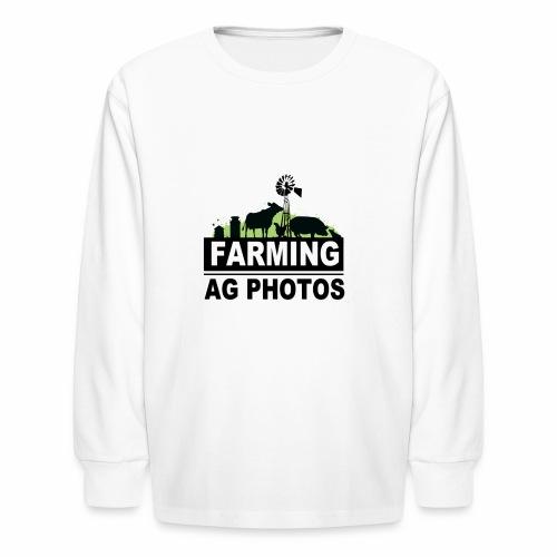 Farming Ag Photos - Kids' Long Sleeve T-Shirt