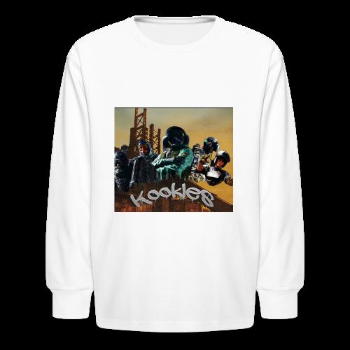 cuckmcgee - Kids' Long Sleeve T-Shirt