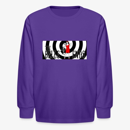 A1F52C3E 47DF 48C9 B616 35AA386F6493 - Kids' Long Sleeve T-Shirt