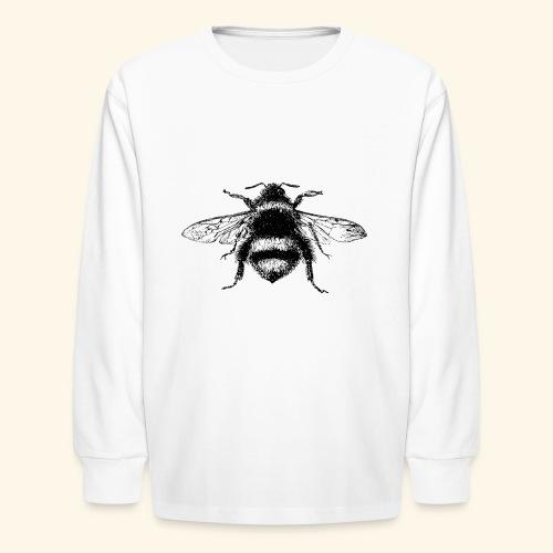 My Little Baby Bee - Kids' Long Sleeve T-Shirt