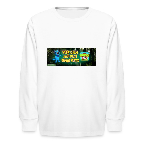 KDMYBANNER1 - Kids' Long Sleeve T-Shirt