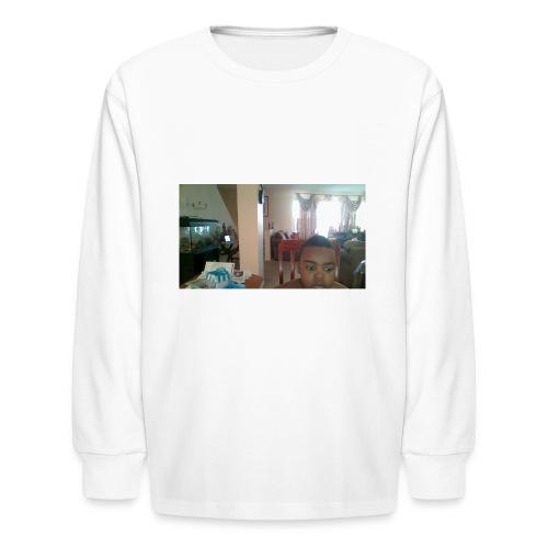 WIN 20160225 08 10 32 Pro - Kids' Long Sleeve T-Shirt