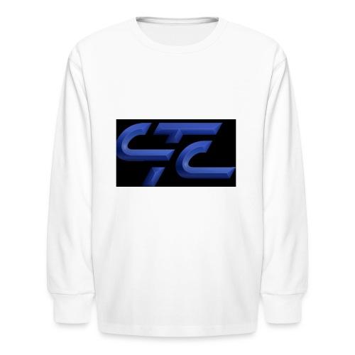 4CA47E3D 2855 4CA9 A4B9 569FE87CE8AF - Kids' Long Sleeve T-Shirt