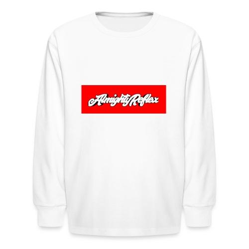 Almightyreflex - Kids' Long Sleeve T-Shirt