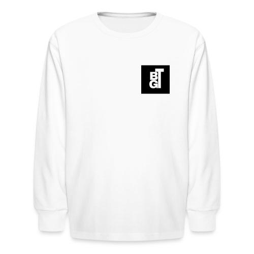 Black Pack - Kids' Long Sleeve T-Shirt