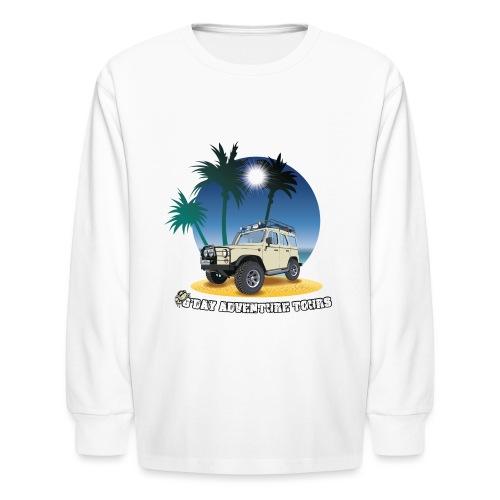 G'day Adventure Tours - Kids' Long Sleeve T-Shirt