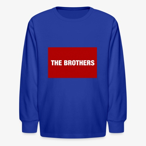 The Brothers - Kids' Long Sleeve T-Shirt
