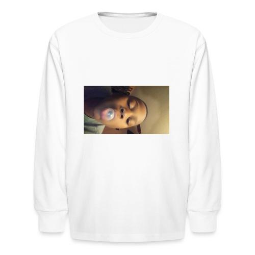 Darius - Kids' Long Sleeve T-Shirt