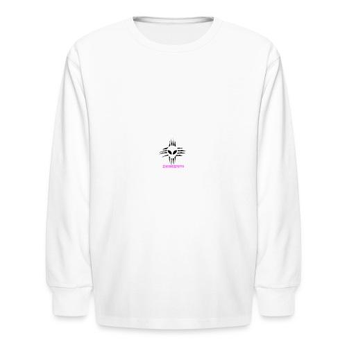 ChromoSpuffy Merch - Kids' Long Sleeve T-Shirt