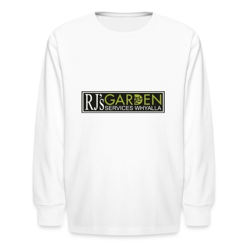 WHYALLA GARDENING - Kids' Long Sleeve T-Shirt