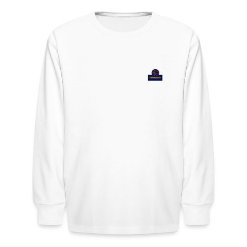 Logo #1 - Kids' Long Sleeve T-Shirt
