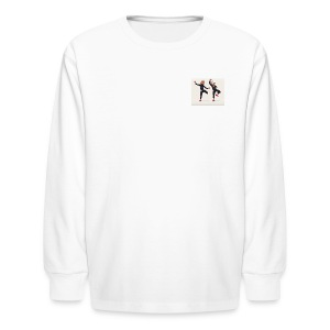 cartoon - Kids' Long Sleeve T-Shirt