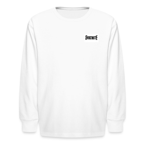 Fortnite - Kids' Long Sleeve T-Shirt