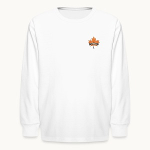 CANADA - Carolyn Sandstrom - Kids' Long Sleeve T-Shirt