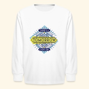 Carousel's Promise - Kids' Long Sleeve T-Shirt