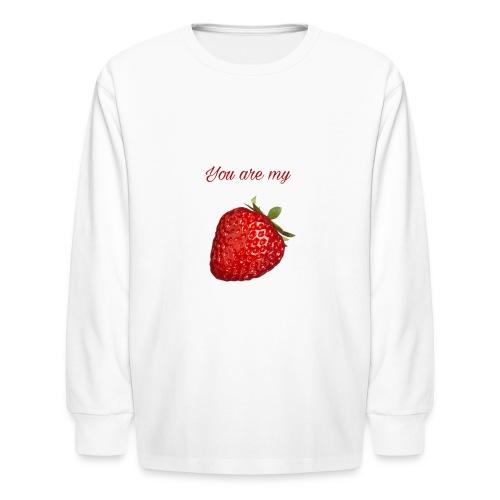 26736092 710811422443511 710055714 o - Kids' Long Sleeve T-Shirt