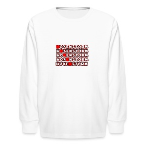 Hoxen- Tee - Kids' Long Sleeve T-Shirt