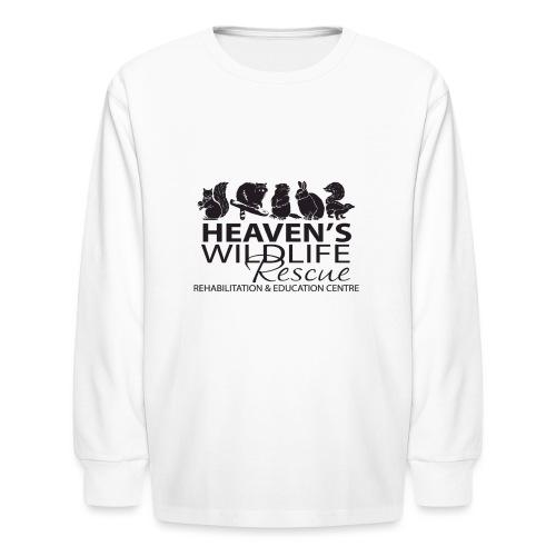 Heaven's Wildlife Rescue - Kids' Long Sleeve T-Shirt