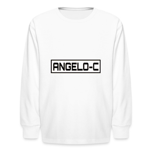 red angelo clifford shirt - Kids' Long Sleeve T-Shirt