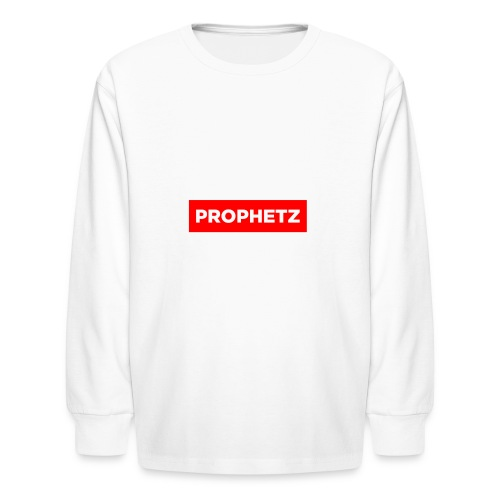Prophetz Supreme - Kids' Long Sleeve T-Shirt