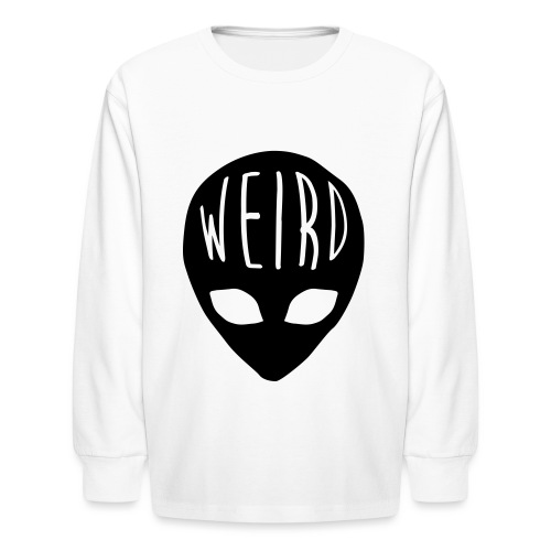 Out Of This World - Kids' Long Sleeve T-Shirt
