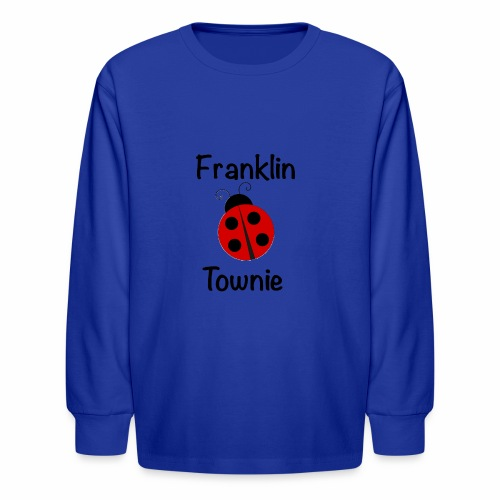Franklin Townie Ladybug - Kids' Long Sleeve T-Shirt