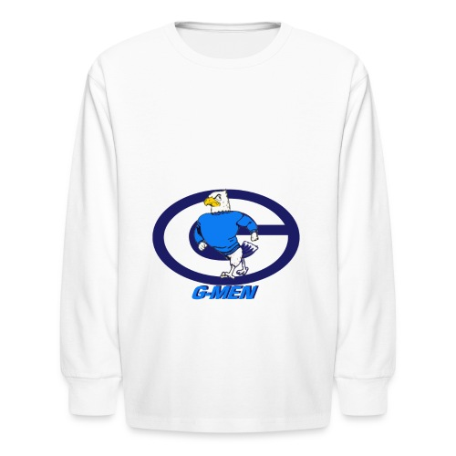 GHOSTB - Kids' Long Sleeve T-Shirt
