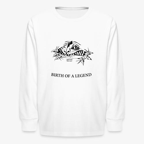 BIRTH - Kids' Long Sleeve T-Shirt
