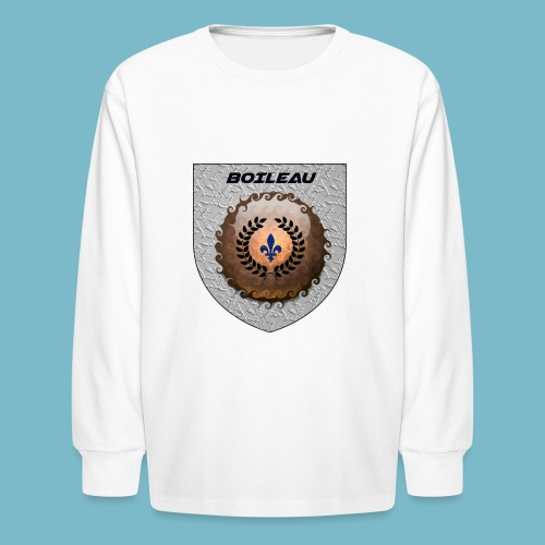 BOILEAU 1 - Kids' Long Sleeve T-Shirt