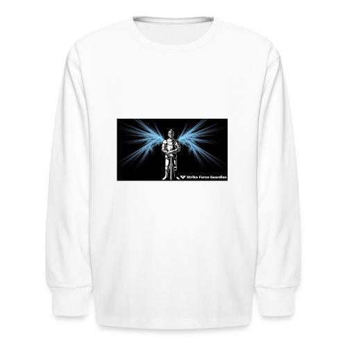StrikeforceImage - Kids' Long Sleeve T-Shirt