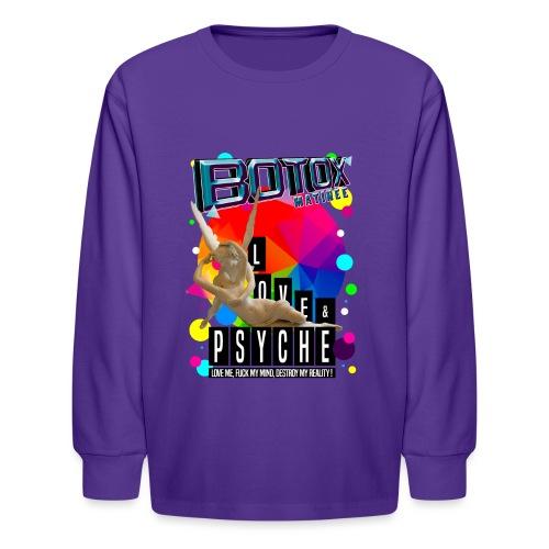 BOTOX MATINEE LOVE & PSYCHE T-SHIRT - Kids' Long Sleeve T-Shirt