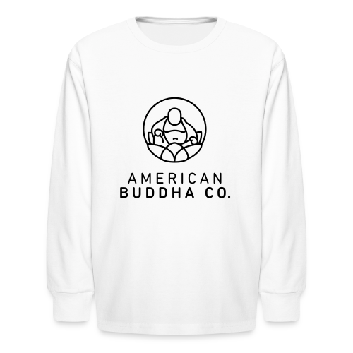 AMERICAN BUDDHA CO. ORIGINAL - Kids' Long Sleeve T-Shirt