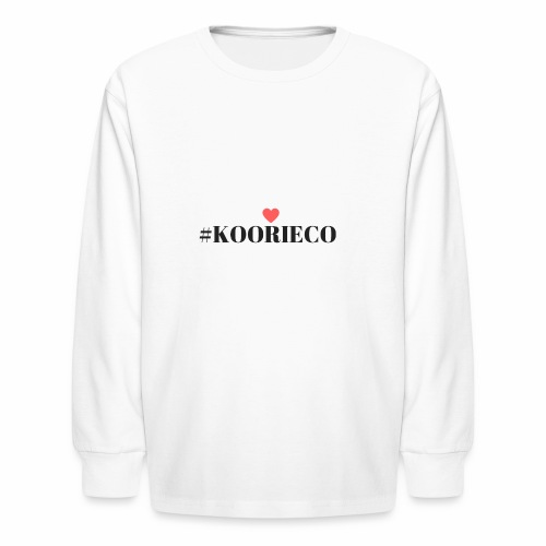 KOORIE CO - Kids' Long Sleeve T-Shirt