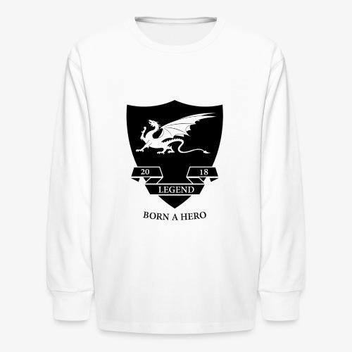 leged2018 - Kids' Long Sleeve T-Shirt